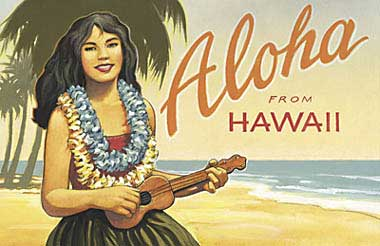 ukulele hawaii