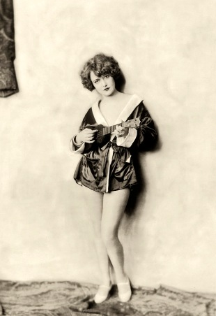 Ziegfeld Model - Non-Risque - by Alfred Cheney Johnston. Restored by Nick and jane. Enjoy!