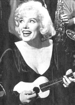 Marilyn Ukulele